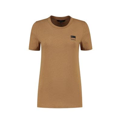 NIKKIE N t-shirt brown