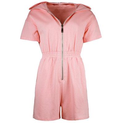 JAIMY Amanda comfy playsuit pink