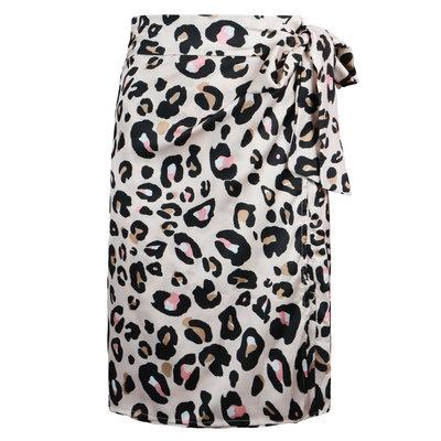JAIMY Laurel printed wrap skirt
