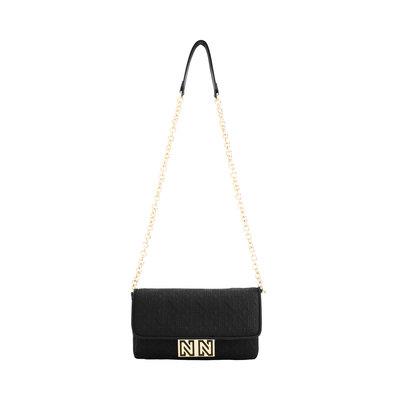 NIKKIE Lincy bag black/gold