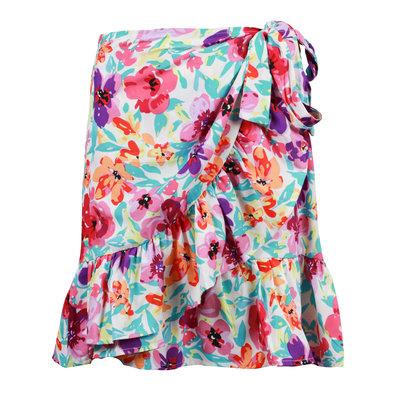 JAIMY Khloe mini wrap skirt