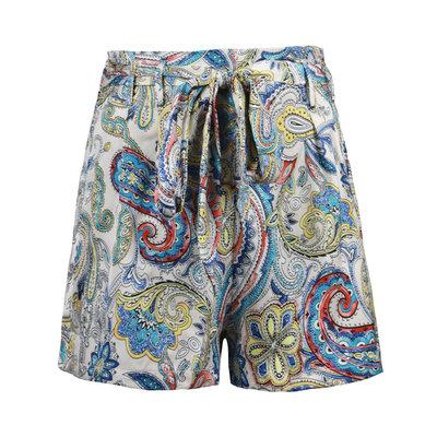 JAIMY Myla printed shorts creme
