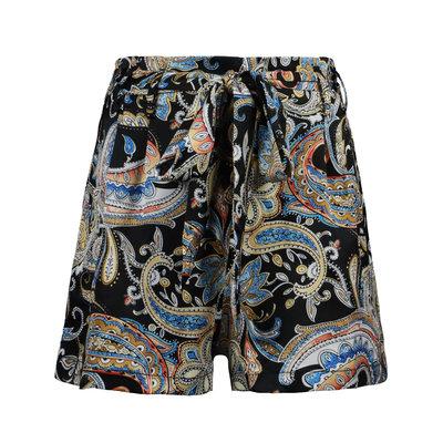 JAIMY Myla printed shorts black