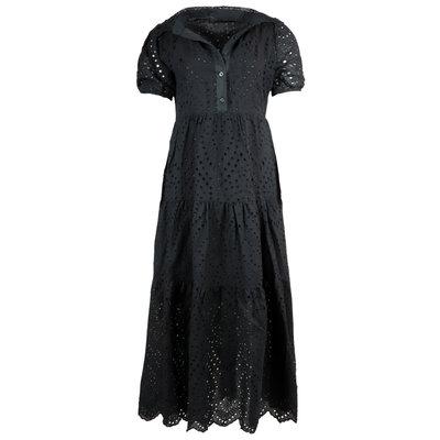 JAIMY Aria crochet dress black
