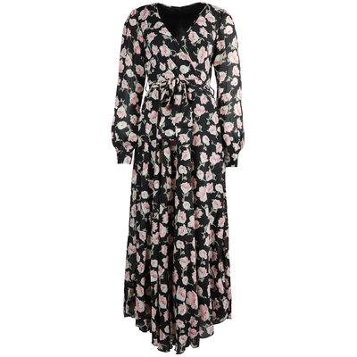 JAIMY Belle rose print maxi dress