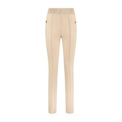 NIKKIE Punta classic pants dust