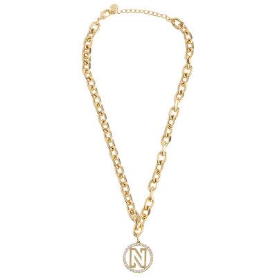 NIKKIE Pixie necklace gold/silver