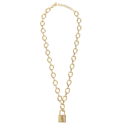 NIKKIE Penny necklace gold