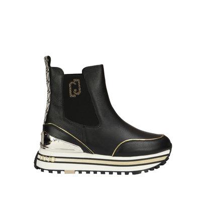 LIU JO Maxi wonder 26 mid sneaker black