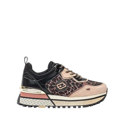 LIU JO Maxi wonder 1 sneaker leopard
