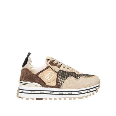 LIU JO Maxi wonder 1 sneaker sand