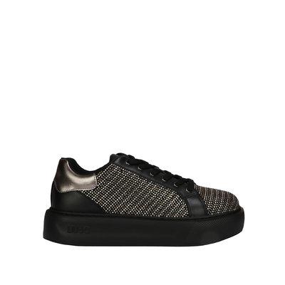 LIU JO Kylie 4 sneaker black