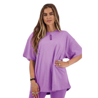 REINDERS Livia t shirt one size grapeade