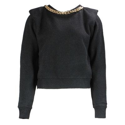 JAIMY Chain sweater black