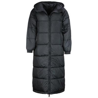 JAIMY Georgie button puffer jacket black