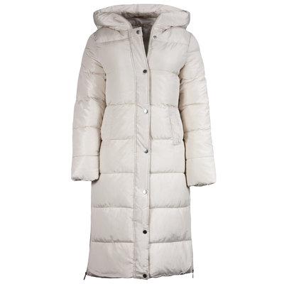 JAIMY Puffer jacket crème