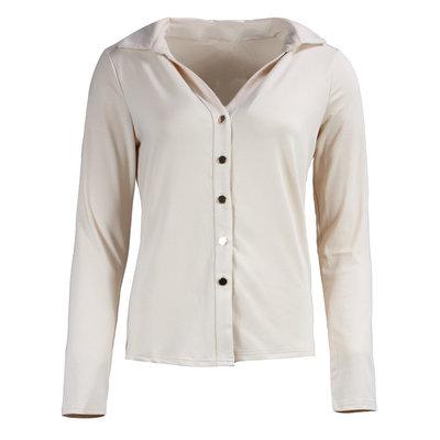 JAIMY Josie travel blouse beige