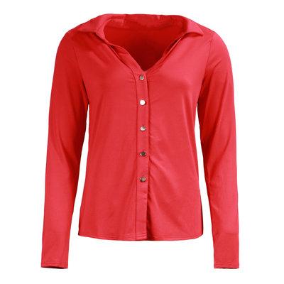 JAIMY Josie travel blouse red