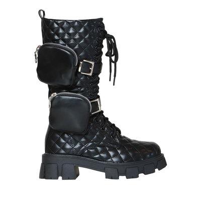 JAIMY Piper combat boots