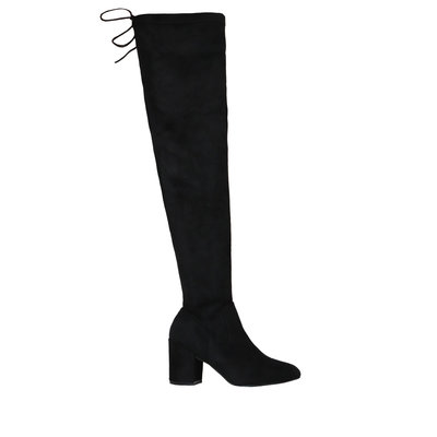 JAIMY Elin overknee boots black