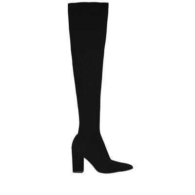 JAIMY Overknee sock boots