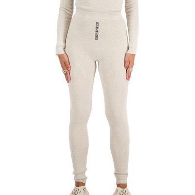 REINDERS Livia pants knitwear creme
