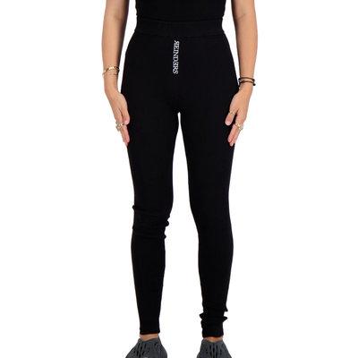 REINDERS Livia pants knitwear true black