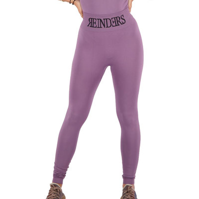 REINDERS Sport legging long Reinders in waist grapeade