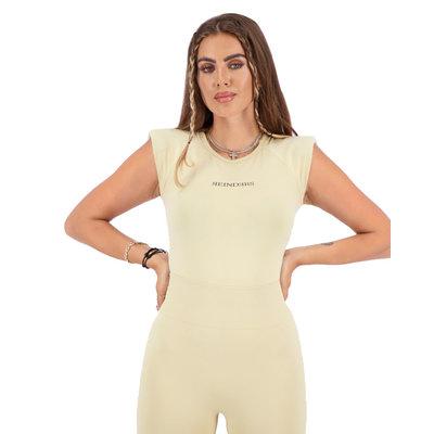 REINDERS Body Reinders shoulder pads short sleeves creme