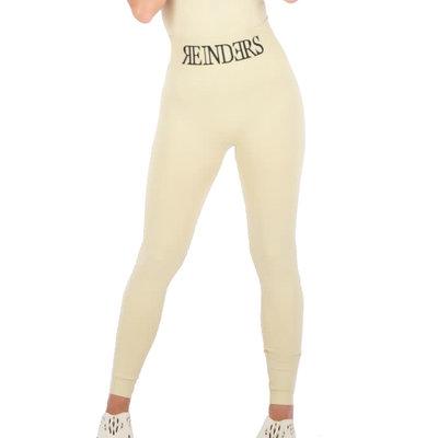 REINDERS Sport legging long Reinders in waist creme