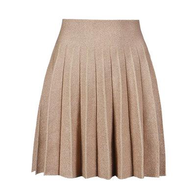 JAIMY All time sparkle skirt gold