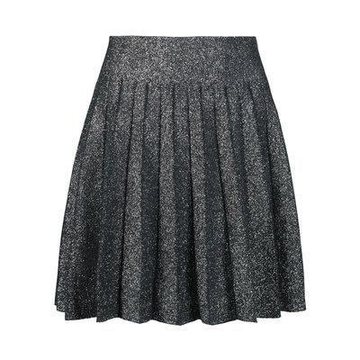 JAIMY All time sparkle skirt silver