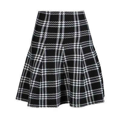 JAIMY Jade skirt black/white
