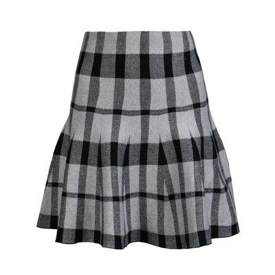 JAIMY Jade skirt printed grey