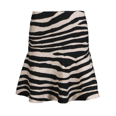 JAIMY Jade skirt zebra