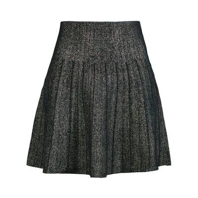 JAIMY Laila sparkle skirt black/gold