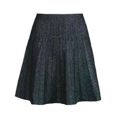 JAIMY Laila sparkle skirt black/zilver
