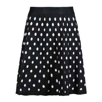 JAIMY Dots knitwear skirt