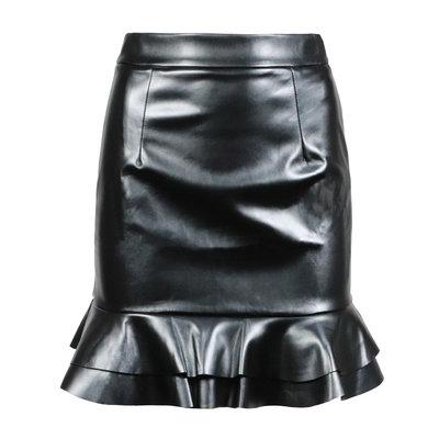 JAIMY Nyla leather skirt