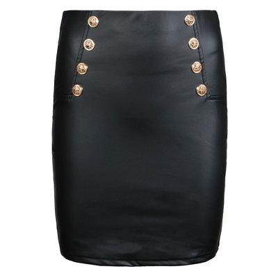 JAIMY Cali leather skirt