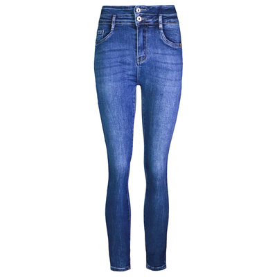 JAIMY Kylie high waisted jeans blue