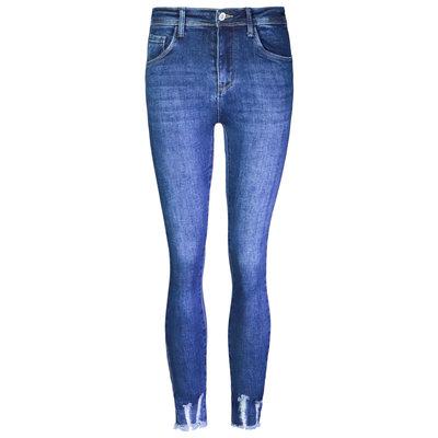 JAIMY Millie push up jeans blue