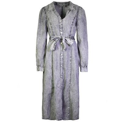 JAIMY Gemma denim dress grey