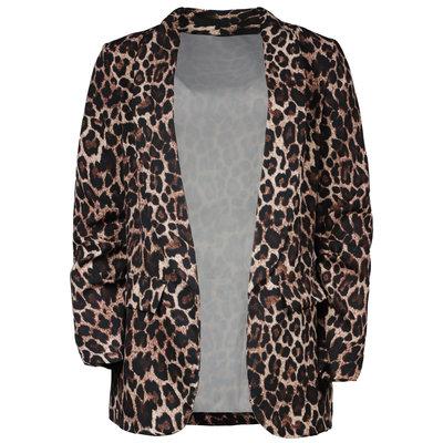 JAIMY Allie leopard blazer