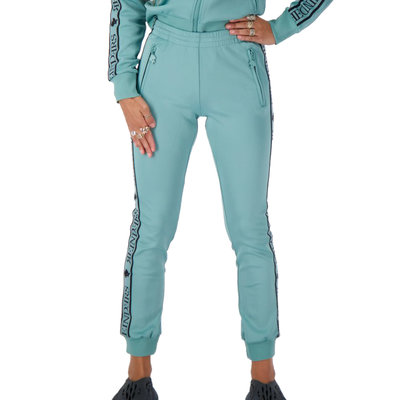 REINDERS Tracking pants mineral blue