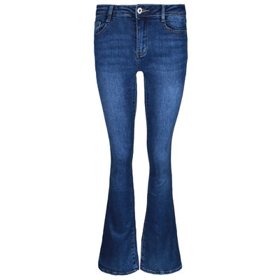 JAIMY Flared jeans blue