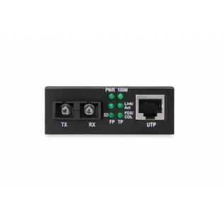 Media Converter RJ45 / SC 10/100
