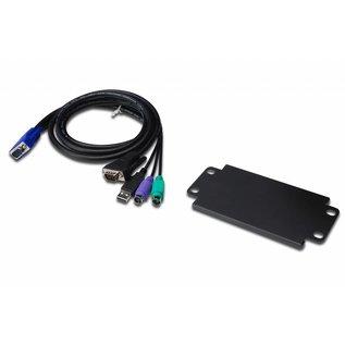 USB KVM Extender over Cat 5