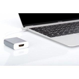 USB 3.0 Type C 4K HDMI Grafische Adapter