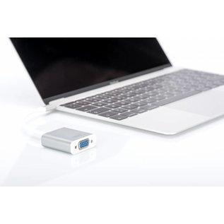 USB 3.0 Type C 1080p VGA Grafische Adapter